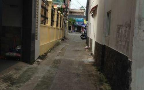 Bán gấp nhà HXH đường Bạch Đằng Q.Bình Thạnh, giá cực hấp dẫn, nở hậu, KD Vượng Phát