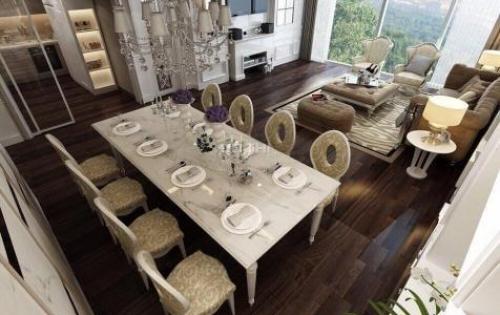 Cần bán gấp căn hộ Vinhomes Cantral Park, DT 114,7m2,