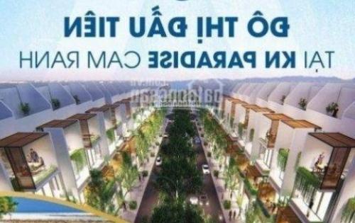 Bán Nhà Phố Biển Tại Bãi Dài Cam Ranh, Liền Kề Sân Bay, View Sân Golf Lh 0909255717