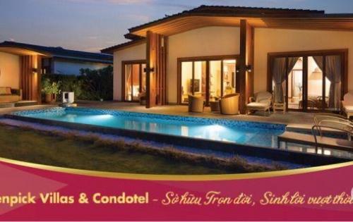 Mua biệt thự Movenpick Resort Cam Ranh - Nhận Kim cương trị giá 300 triệu