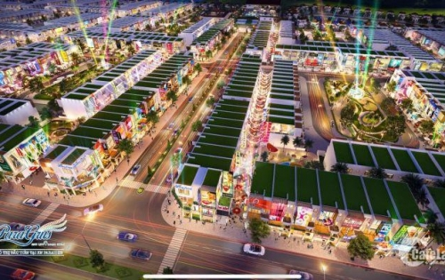 Cần bán Mặt bằng nhà phố ParaGrus, đô thị đầu tiên tại KN ParaDise