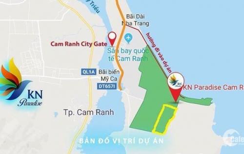 Para Grus khu nhà phố đầu tiên tại siêu dự án mặt biển The Lotus Cam Ranh, Bãi Dài