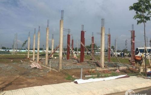Bán đất xây trọ, xây xưởng, chính chủ 100% thổ cư shr sát chợ Long Cang