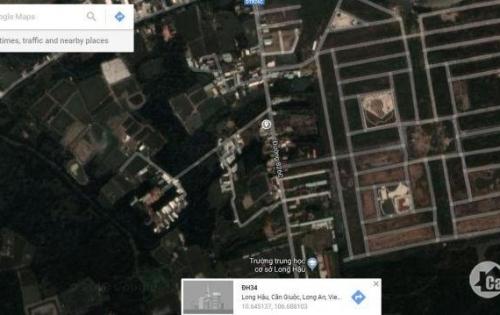 Nhà cấp 4 MT ĐT 826C (Lê Văn Lương nối dài) Ấp 4, Long Hậu, Cần Giuộc, Long An (giáp ranh TPHCM)