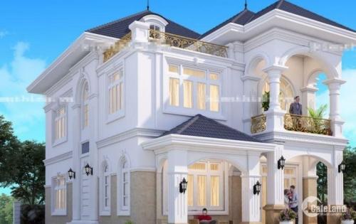 Bán biệt thự lô góc Thành Phố Giao Lưu, 360m2, 110tr/m2