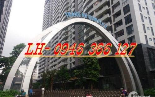 Bán chung cư Cao cấp Tràng An complex, 88m2, giá 3,7 tỷ, nội thất cơ bản, tầng 20.