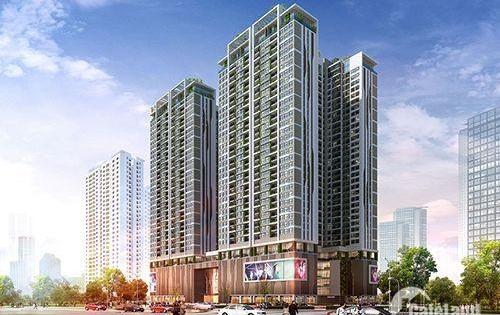 Bán căn hộ cao 2pn 84m2 - 3 tỷ đồng mặt đường Nguyễn Văn Huyên, view Hồ Tây đẳng cấp
