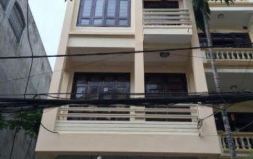 Tôi chính chủ bán nhà mới xây 100% mặt phố Trần Quốc Hoàn, DT 50m x 6 tầng, MT 5m.