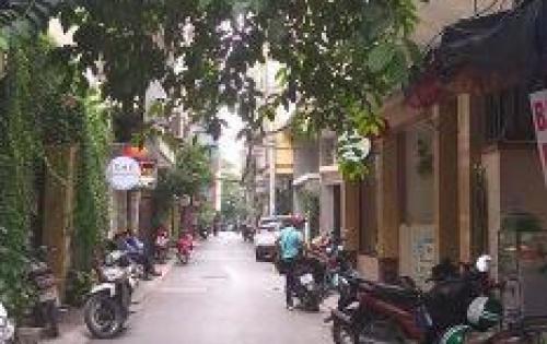 Phân lô vip Nguyễn Chí Thanh kinh doanh đỉnh 47m2x4T giá 8,5 tỷ.