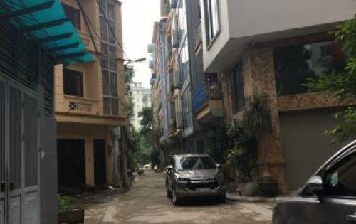 Bán nhà Phố Duy Tân,Cầu Giấy, Kinh doanh, gara, 48m, 4T, mt 4m, giá 7,8 tỷ