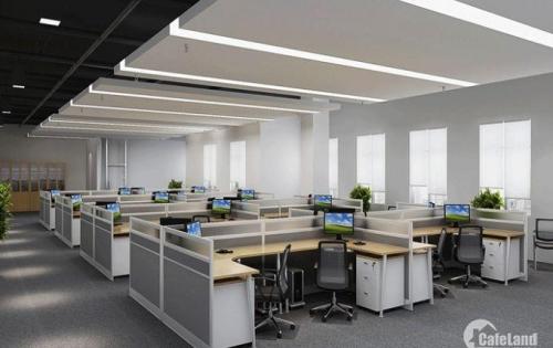 Sàn văn phòng Cầu Giấy, giá bán chính chủ, đã có sổ đỏ