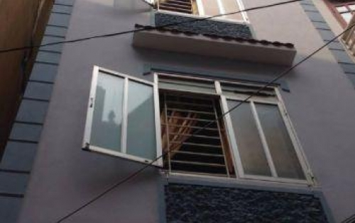 Chỉ hơn 2 tỷ có ngay nhà riêng đẹp phố Nguyễn Ngọc Vũ, Trung Hòa. 26m2 x 5 tầng