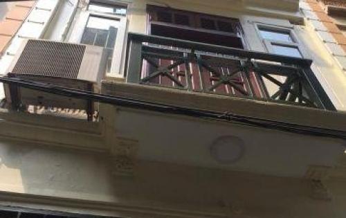 Cần bán gấp nhà đẹp 4 tầng, 3 phòng ngủ ngõ 5 Hoàng Quốc Việt giá 2.8 tỷ