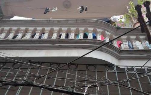Bán nhà Xuân Thủy, nhà 59m2, 4 tầng, mặt tiền 5.2m, giá 5.9 tỷ, lh 0914423991.