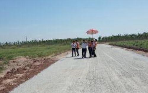 Cô Hà chính chủ lô đất tái định cư KCN Becamex, 5X24m, TC 100% SHR