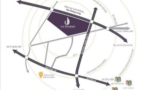 Còn Duy Nhất căn biệt thự Đông Nam  vị trí đẹp tại dự án the phoenix Garden  ,LH 0947357755