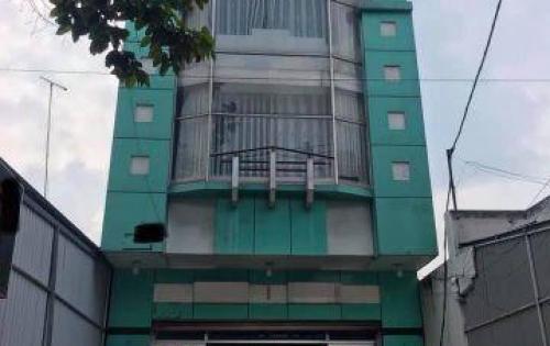 Bán Nhà 4 Lầu MT Đường Cách Mạng Tháng Tám Phường Phú Thọ, Thủ Dầu Một, BD