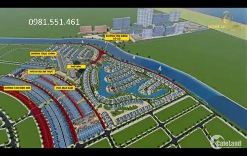 Homeland Paradise Villas, siêu dự án mang tầm Châu Lục, áp dụng công nghệ 4.0,Bán đất nền dự án tại Khu đô thị Bồng La