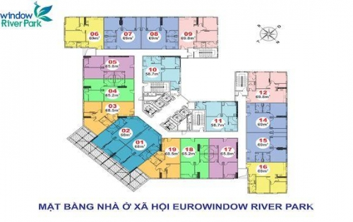 Những lưu ý khi mua nhà ở xã hội Eurowindow River Park Đông Trù, Đông Anh LH 0976136972