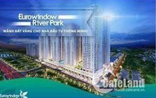 Eurowindow river park: Chỉ 1,5 tỷ sở hữu căn hộ 81m2