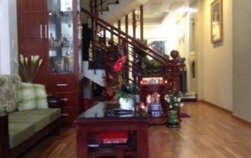 Chính chủ bán nhà phố Thái Thịnh, Đống Đa 4 tầng 40m giá 4,05 tỷ