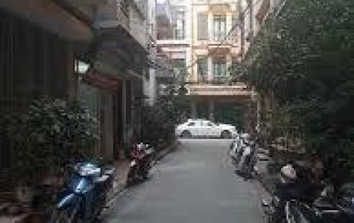 Bán nhà tại khu vực Tây Sơn, nhà đẹp, ngõ rộng 3m, 35m2x5T