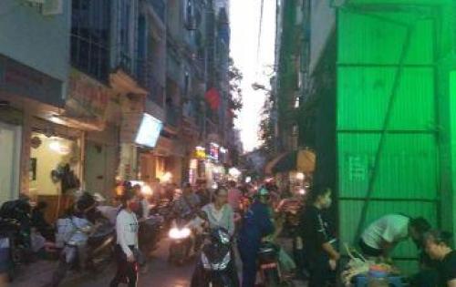 Gấp: Bán nhà mặt phố, kinh doanh đỉnh cao ở Khương Thượng, DT 38m, giá 7.5 tỷ.
