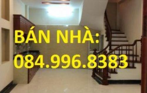 Bán nhà Thái Thịnh, quận Thái Hà, DT 70m, 4 tầng, MT 3,7m Giá 5 tỷ ( có TL)