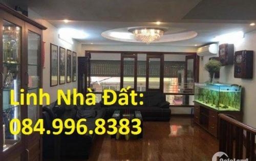 Bán nhà Thái Hà, quận Đông Đa, DT 55m, 5 tầng, Mt 3.5m, Giá 4.5 tỷ