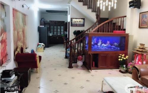 Bán nhà riêng mới về ở ngay phố Tôn Đức Thắng 35m2 x 5 tầng.