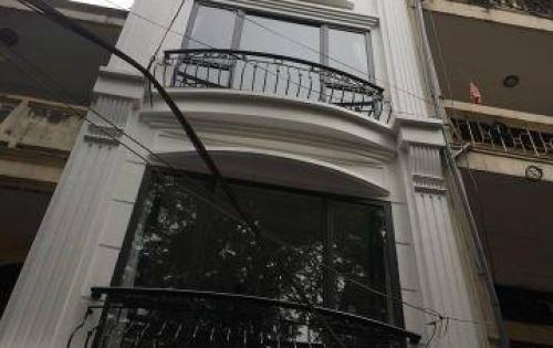 Nhà đẹp Phố Nguyên Hồng 6 tầng, thang máy, kinh doanh, oto tránh, giá 11.5 tỷ