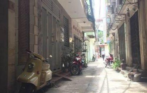 Bán nhà phố Tôn Thất Tùng ngõ 3m gần phố giá 4.2 tỷ