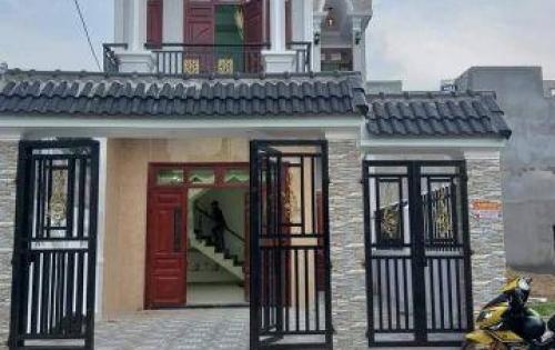 Nhà mới xây gần chợ Mỹ Hạnh Nam, Đức Hòa, DT 5x30m, 2 tỷ. LH: 0961.141.292