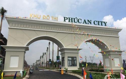 Nhà phố, Biệt thự Phúc An City, Tung ra thị trường với giá siêu HOT