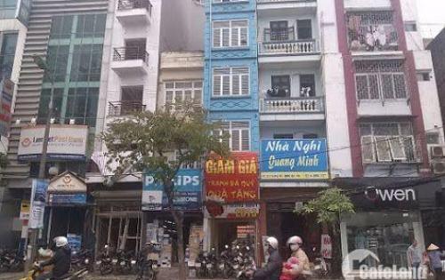 Bán đất Kinh doanh phố Ngô Xuân Quảng. Diện tích 129m2, mặt tiền: 9,3m,