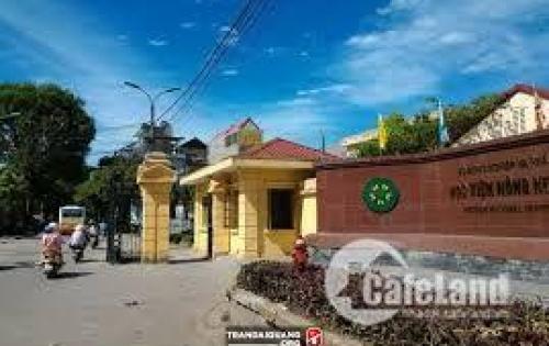 Bán nhà giá rẻ tại Học viện Nông nghiệp Việt Nam.