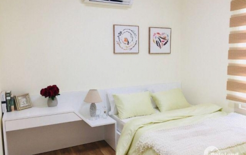 Bán căn hộ 107m2 tòa CT7 Chung cư Quốc tế Booyoung Mỗ Lao 3PN 2VS Full đồ