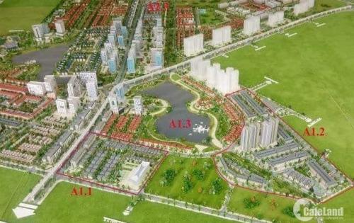 Bán biệt thự A1.1 Thanh Hà Mường Thanh, diện tích 200m2, giá thỏa thuận, LH 0934 662 777