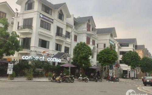 Biệt thự cao cấp ven hồ 12ha , cách  Aeon Hà Đông  500m , nằm trên trục đường chính Tố Hữu ,kinh doanh tốt.