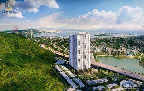 Bán gấp căn hộ Hạ Long giá 1,7 tỷ chiết khấu 220 triệu.