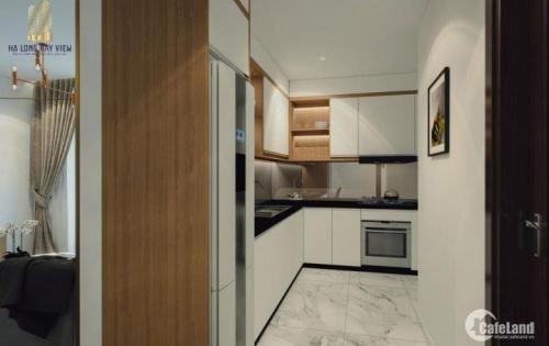 Bán gấp căn hộ 2 phòng ngủ tại Hạ Long, sổ đỏ chính chủ, đầy đủ nội thất, chỉ từ 500 triệu