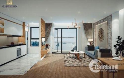 Sang nhượng căn hộ 64m2 đầy đủ nội thất tại Hạ Long, giá 1,769 tỷ, chiết khấu 100 triệu