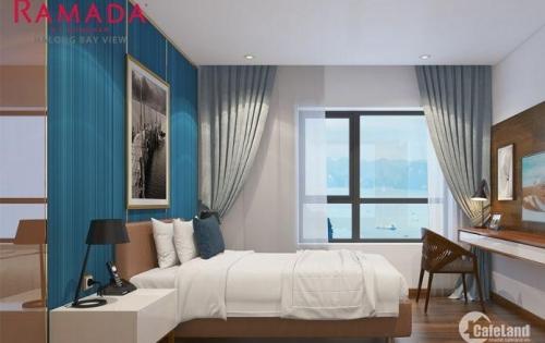 Bán gấp căn hộ đầy đủ nội thất tại Hạ Long, thanh toán chỉ 530 triệu, sổ đỏ  chính chủ.