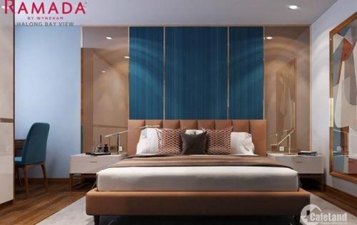 Bán gấp căn hộ chính chủ, đủ nội thất, sổ đỏ tại Hạ Long, giá 1,8 tỷ, CK 230 triệu