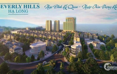 Hometel Beverly Hills Hạ Long chỉ từ 1,2 tỷ/căn full nội thất, view vịnh HL, sổ đỏ lâu dài, cam kết lợi nhuận 10%/năm trong 10 năm