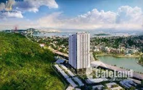 Bán căn hộ tại Hạ Long, sổ đỏ chính chủ, 2PN, đủ nội thất, chỉ từ 540 triệu