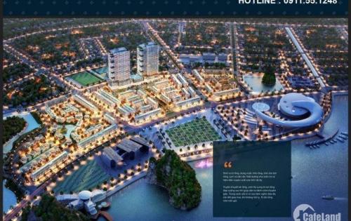 Chính chủ cần bán căn nhà phố Mon Bay gần quảng trường cột 3, gần Vịnh Hạ Long.
