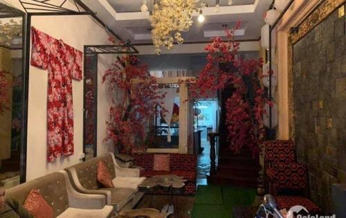Bán căn mặt phố Bùi Thị Xuân – quận Hai Bà Trưng, 5 tầng- 73m2, KD tốt, vỉa hè rộng, giá bán: 27,6 tỷ