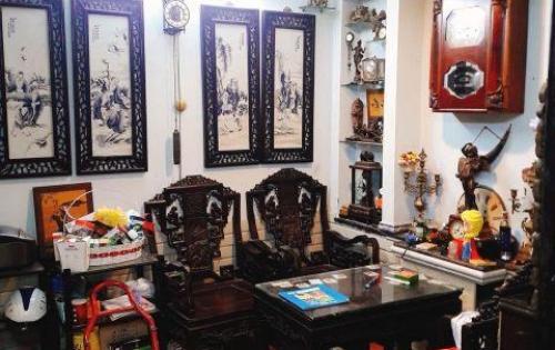 Nhà nhỏ tiền 27m2, 4T Minh Khai, Hai Bà Trưng giá chỉ 1.7 tỷ.