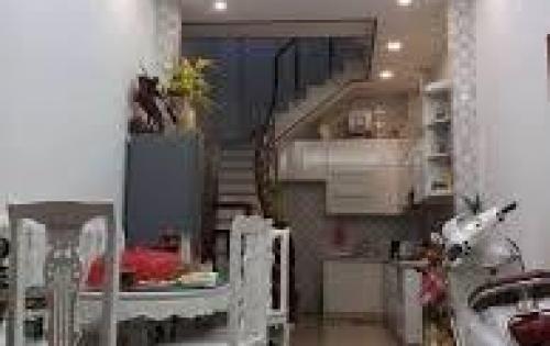 Giá hấp dẫn , nhà đẹp diện tích rộng 35m2 ,5 tầng phố trần khát chân .